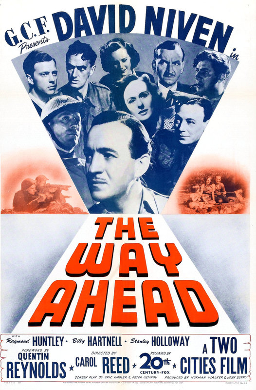L'héroïque parade - The Way Ahead - 1943 - Carol Reed 33605_10