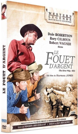 Le fouet d'argent- The Silver Whip- 1953- Harmon Jones 71nr8q10