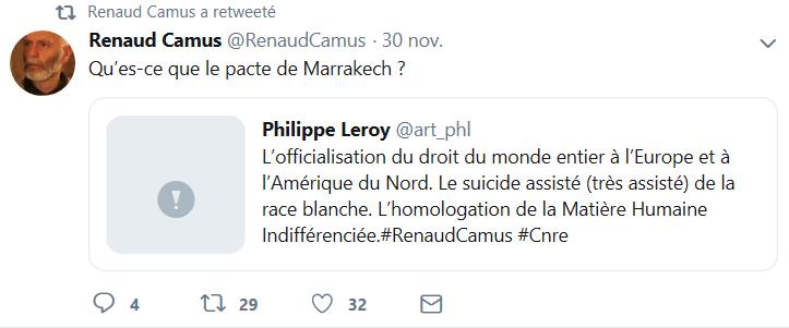 Renaud Camus : Réflexions sur l'immigration et le Grand Remplacement ! - Page 4 Captur42