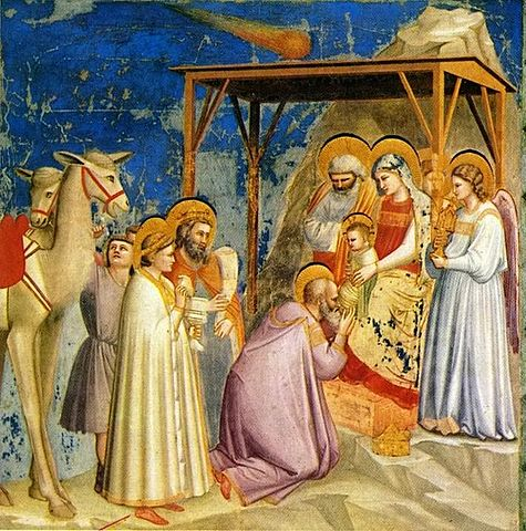 """Joyeux Noël à tous les membres du Blog """"Apocalypse Now"""" ! Giotto10"""