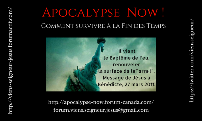"""Nous recevrons la carte d'affaires du Blog """"Apocalypse Now"""" la semaine prochaine ! Http_v11"""