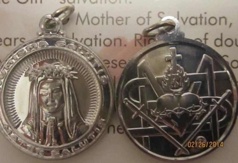 Où se procurer la Médaille du Salut : Europe et Canada ? Medal110
