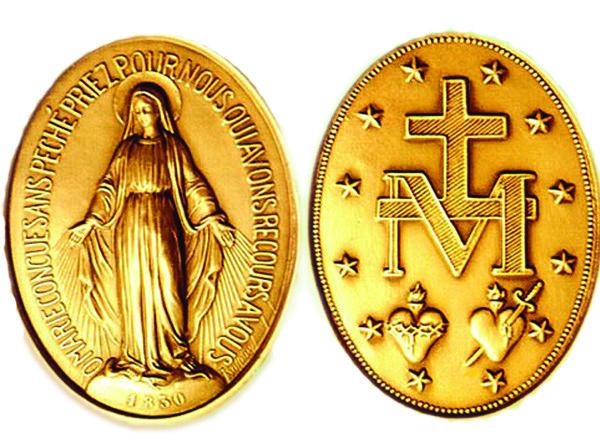 Les pouvoirs de guérison de la Médaille Miraculeuse - Extraits d'un Message d'Enoch ! Rue-ba10