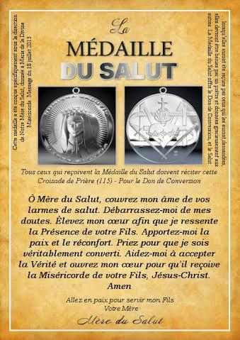 La Médaille du Salut (Maria de la Divine Miséricorde) Unname15