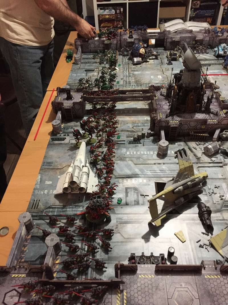Partie du 8 mai - la bataille d'Ocrane File110