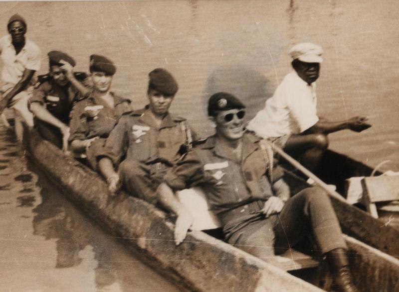 1er RCP , La 1ere Compagnie camp d'Idron. 001_310