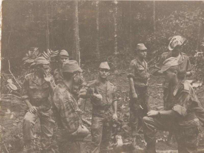 1er RCP , La 1ere Compagnie camp d'Idron. 001_610