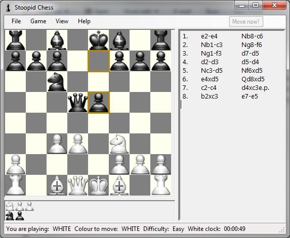 stoopid chess Screen10