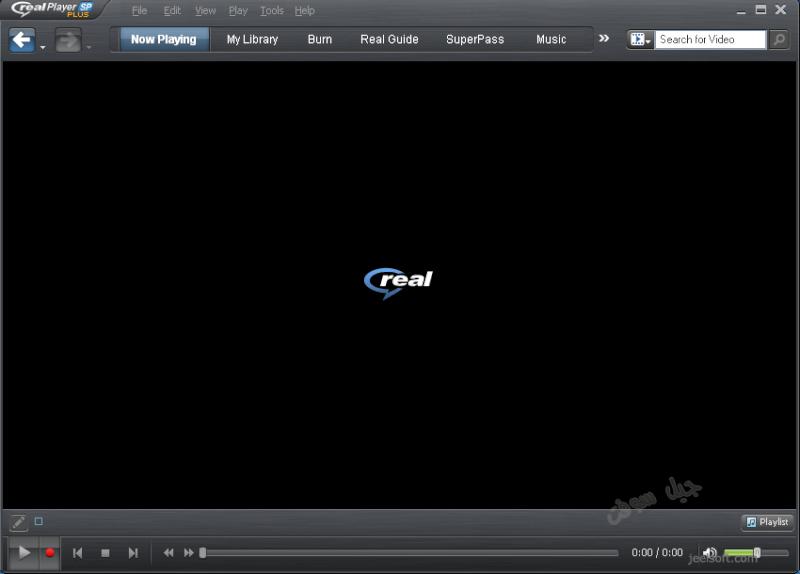 عملاق مشغلات الميديا :: RealPlayer Sp1.0 Build . 12.0.0.301 :|: Gold .. FinalEXcLuSiVe RealPlayer Sp1.0 Build 12.0.0.301 Gold Final + RealPlaYeR CoNVerteR البرنامج الأول فى تشغيل الميديا بلا منازع الأصدار النهائى مع التفعيل RealPlayer :: V 2f0c4511