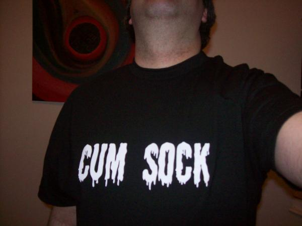Cum Sock merch L_181310