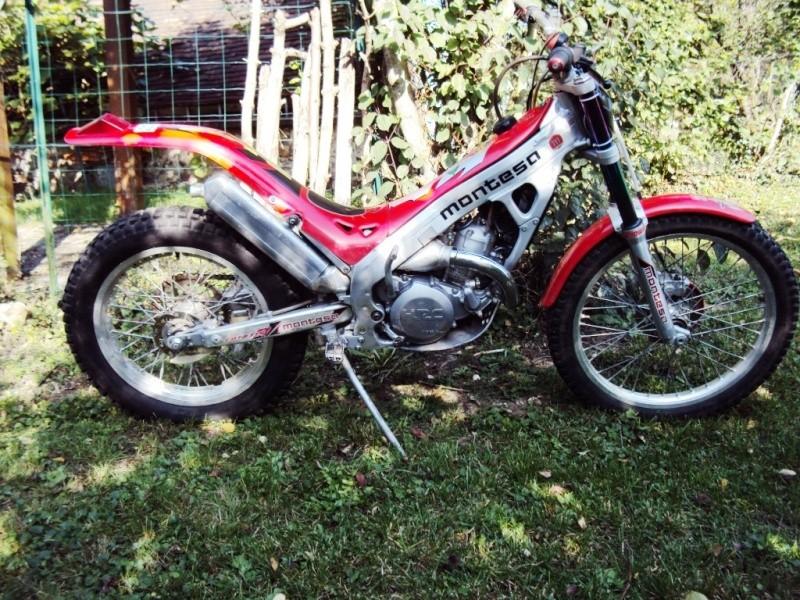 Vend montesa 315 An.2003 1990€ Dsc08512