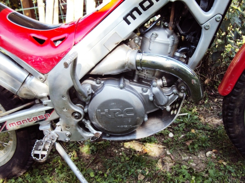 Vend montesa 315 An.2003 1990€ Dsc08513