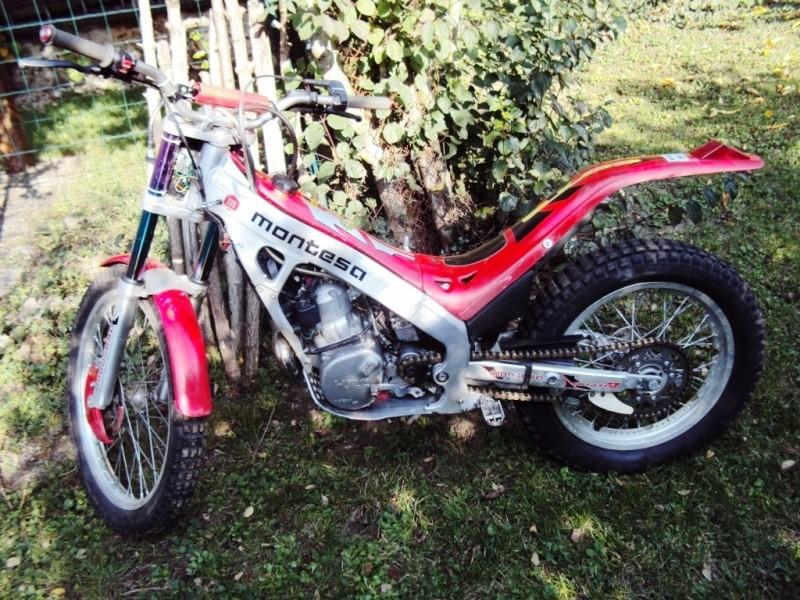 Vend montesa 315 An.2003 1990€ Dsc08612