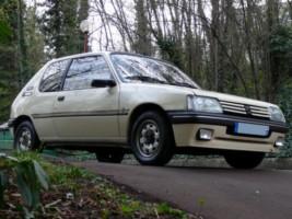 [Vendu] Peugeot 205 Indiana. P1010730