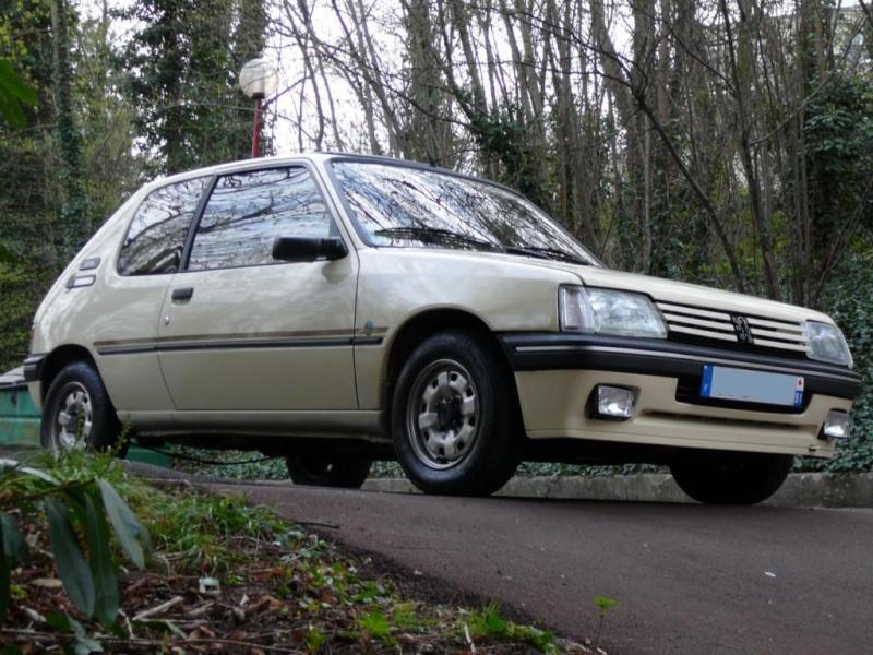 [Vendu] Peugeot 205 Indiana. P1010734
