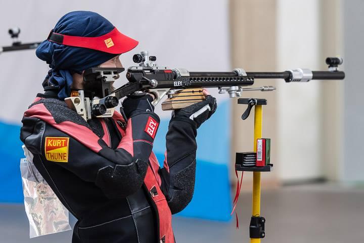 Photos de positions du gotha mondial du tir à lacarabine 50m 31296010