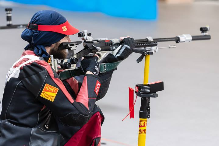 Photos de positions du gotha mondial du tir à lacarabine 50m 31337711