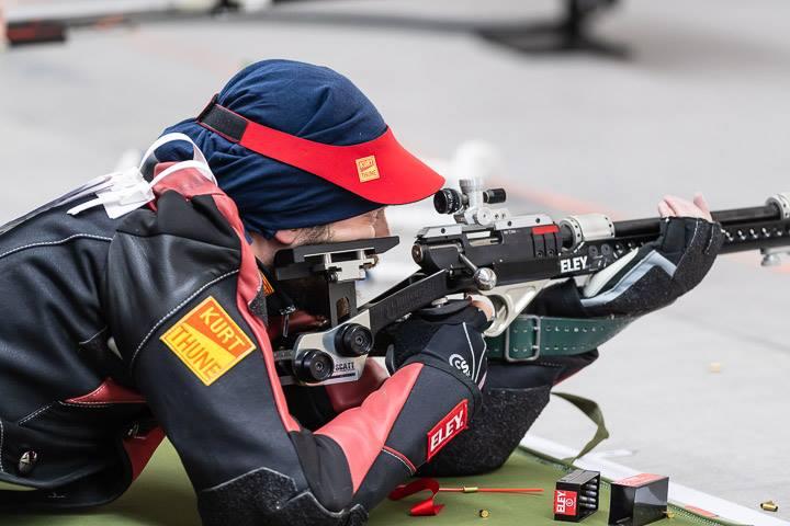 Photos de positions du gotha mondial du tir à lacarabine 50m 31416810