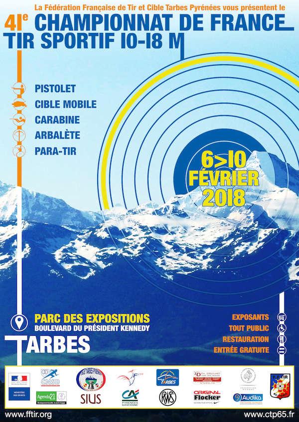 Championnat de France 10 m à Tarbes - Page 3 Affich10