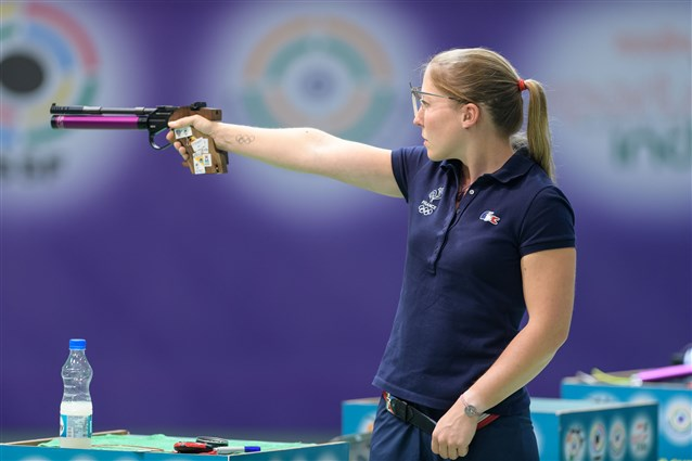 2017 ISSF Finale Coupe du Monde à New Delhi, - Page 2 Headli10