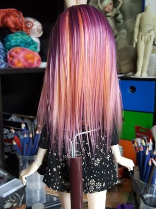 [Snowing Creations] Wigs Alpaga et Laine 20180123