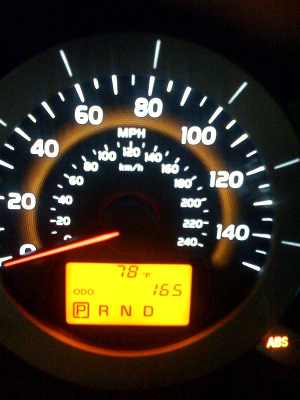 TRD Kit No. 10 (Lexus Pearl Grey) Odomet11