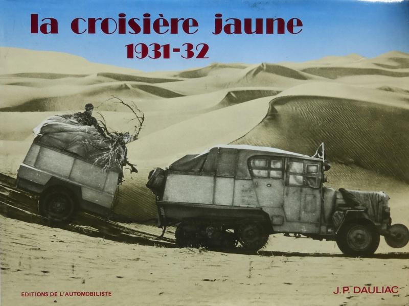 Livres sur les Croisières Citroën 00142