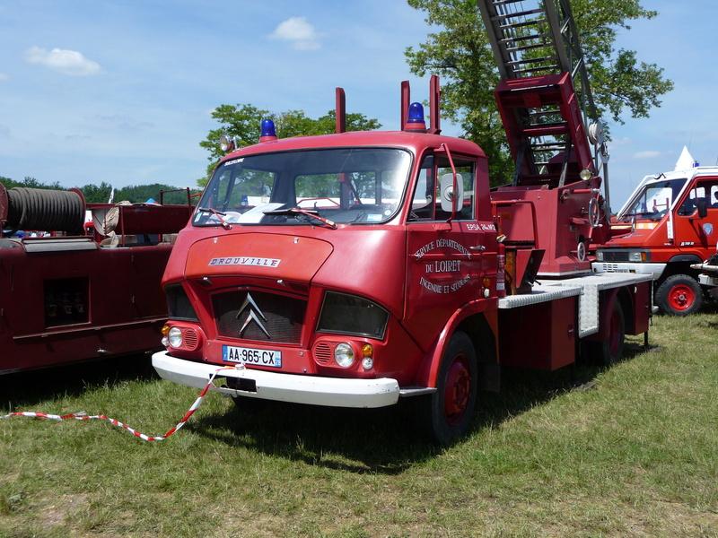 Les Plus Beaux Camions de Sapeurs-Pompiers (Hachette) - Page 2 20310