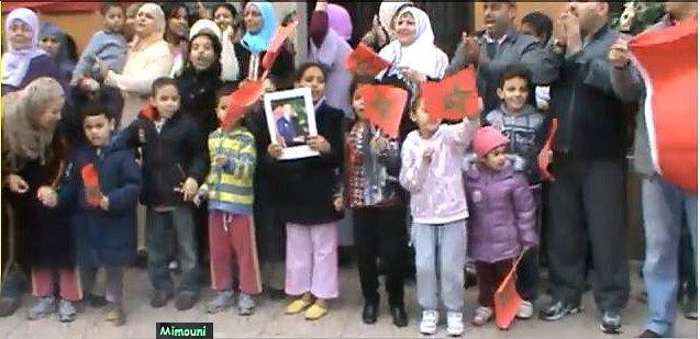 marche - Le Maroc veut 1 million , il en a eu 3 millions Mimoun12