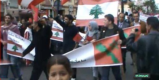 marche - Le Maroc veut 1 million , il en a eu 3 millions Mimoun13