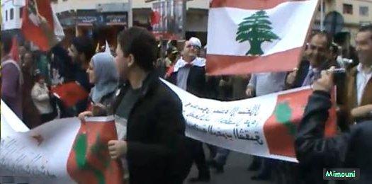 marche - Le Maroc veut 1 million , il en a eu 3 millions Mimoun14