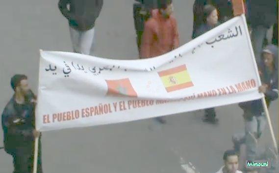 marche - Le Maroc veut 1 million , il en a eu 3 millions Mimoun17
