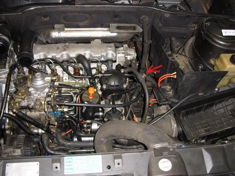 Probleme aiguille temperature moteur  111