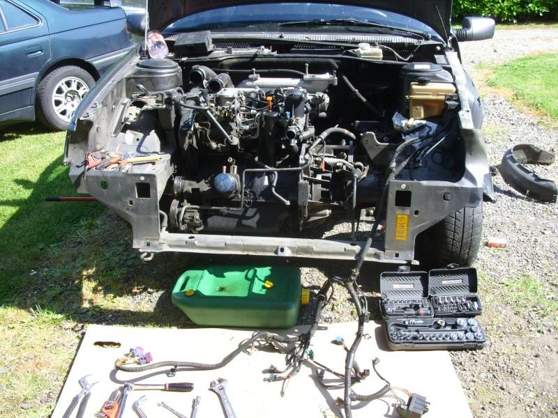 remplacement moteur Stp86510