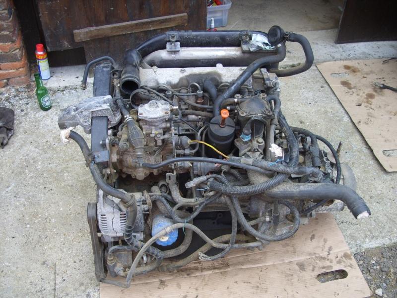 remplacement moteur Stp86610