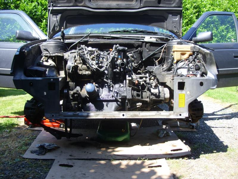 remplacement moteur Stp86611