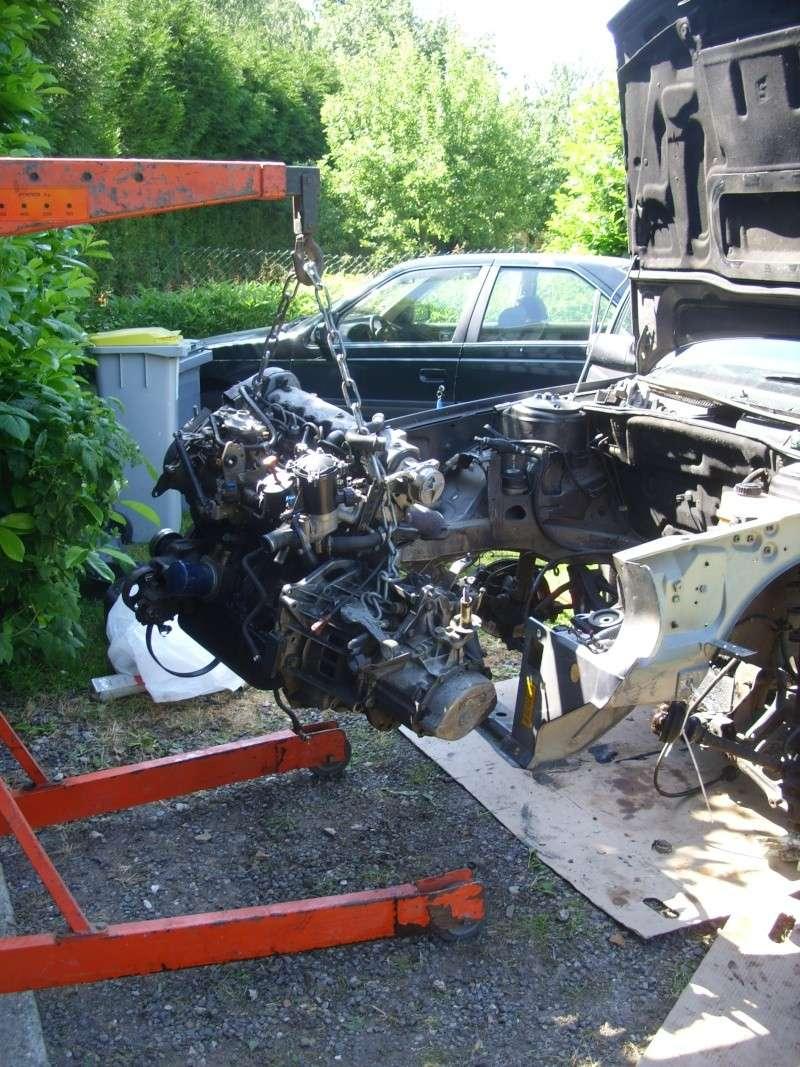 remplacement moteur Stp86612