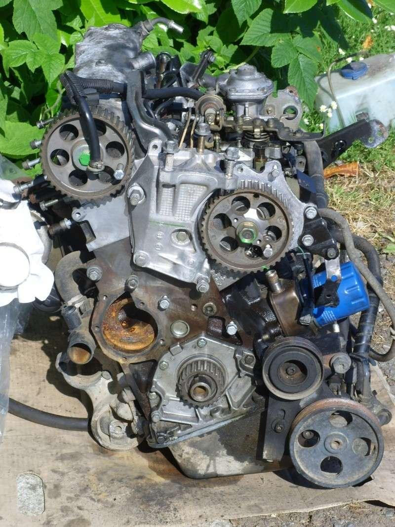 remplacement moteur Stp86615