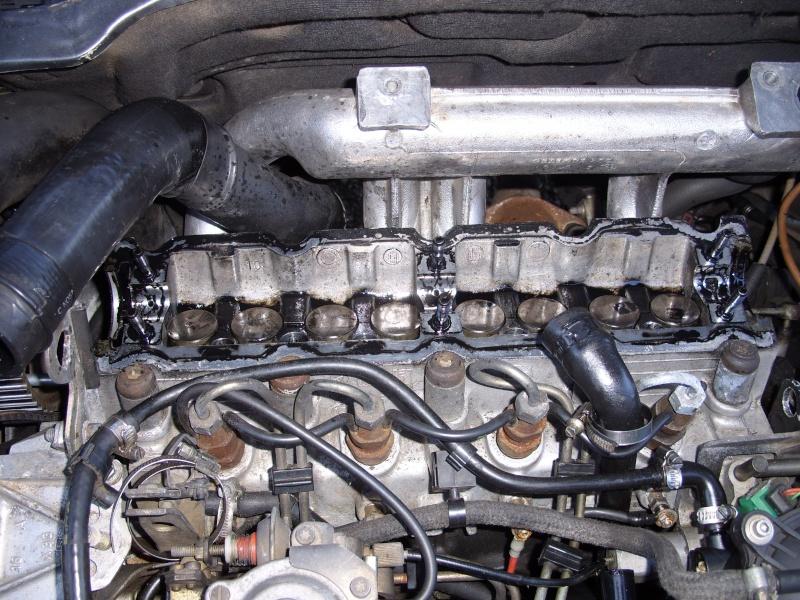 remplacement moteur Stp86711