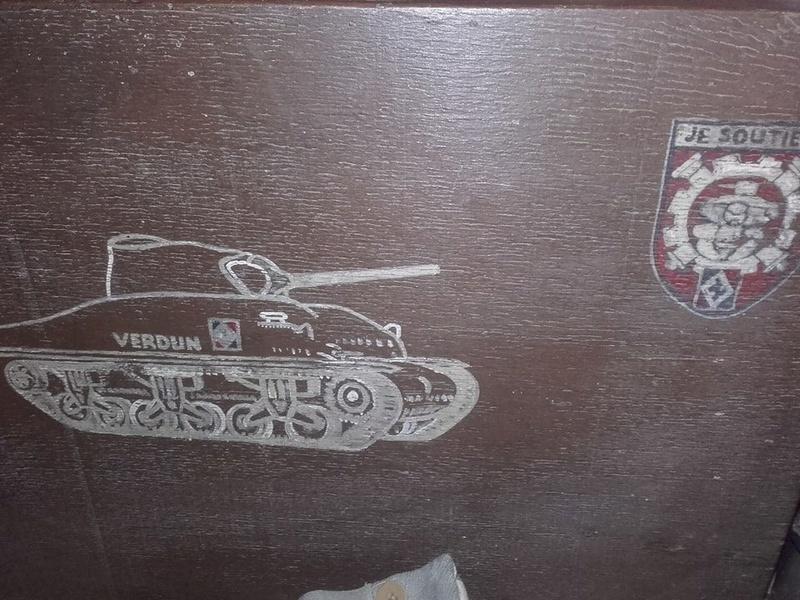 """Un ensemble 40/libé? DB char """"Verdun""""? tout chaud de chez le particulier. 23201710"""