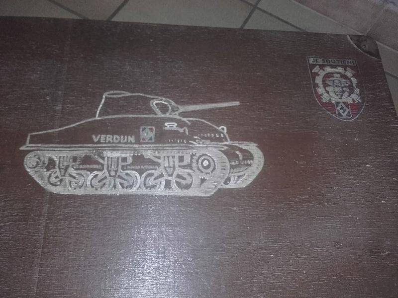 """Un ensemble 40/libé? DB char """"Verdun""""? tout chaud de chez le particulier. 23226910"""