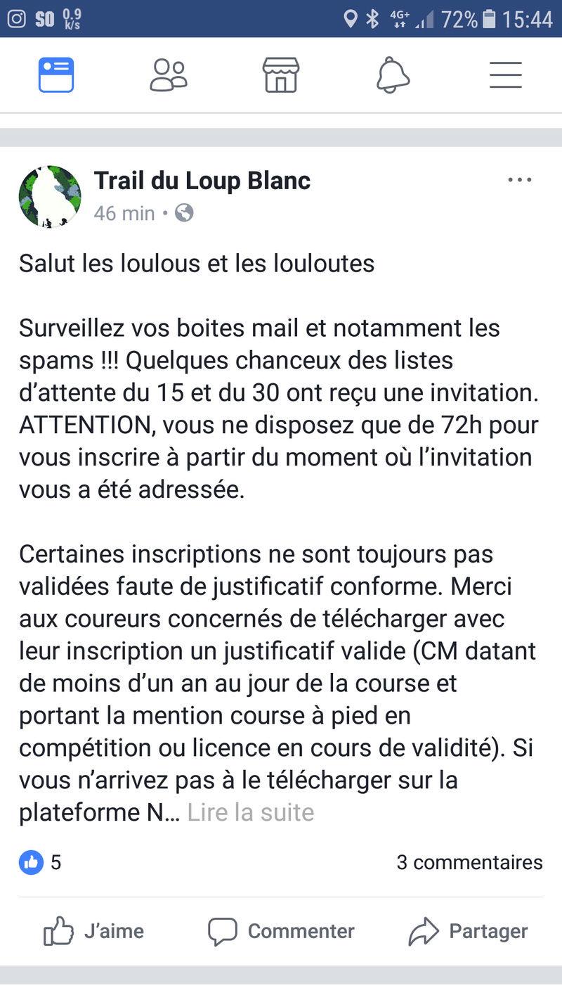 Trail du Loup Blanc - 10/12/17 - Gueret (23) Screen10