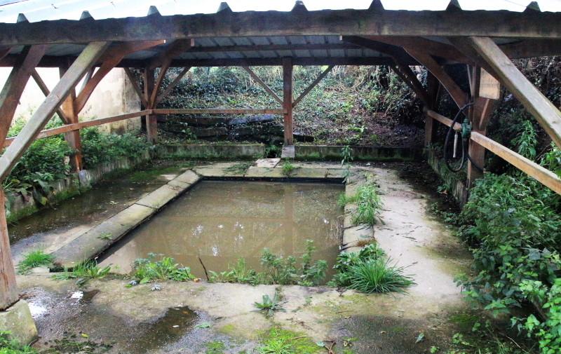 Des lavoirs, fontaines, bassins... Lavoir26