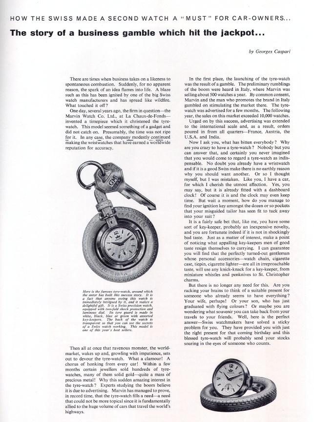 Breitling - Montres, publicités, catalogues vintages, marions-les ! - Page 5 1951_m10