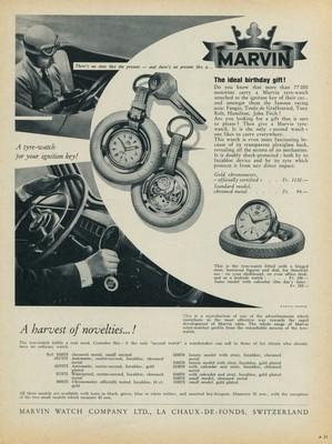 Breitling - Montres, publicités, catalogues vintages, marions-les ! - Page 5 1955-m10