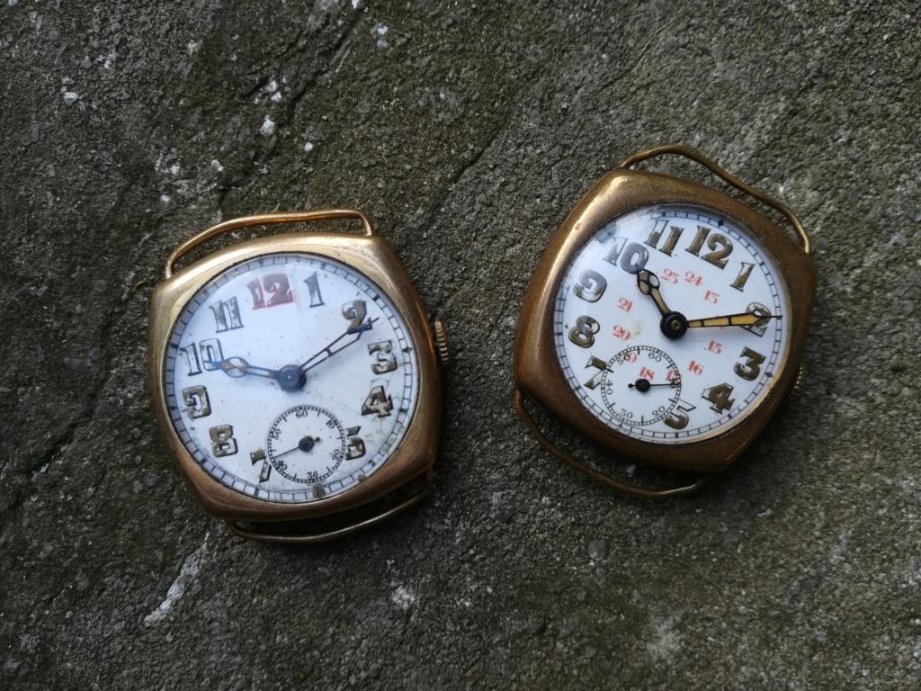 11 novembre 1918. Montres et horloges Img_2025