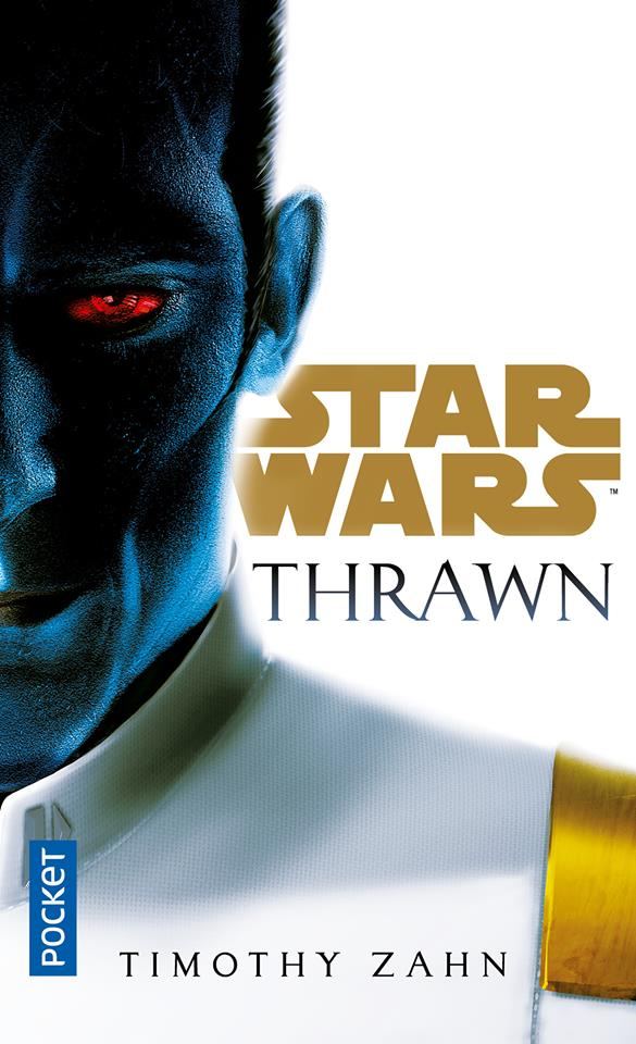 STAR WARS - Les news des sorties romans - Page 2 Thrawn10