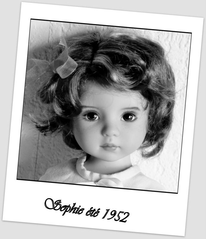 Sophie années 50 11045610