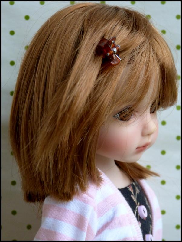 Liselotte, BJD Effner yeux verts P3 et  nouveaux bleus  P1590014