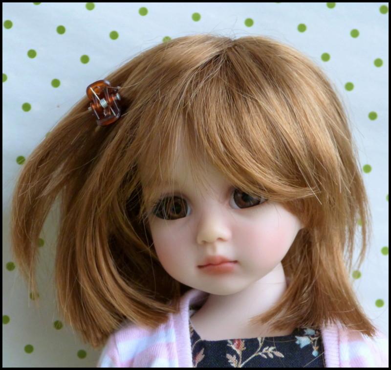 Liselotte, BJD Effner yeux verts P3 et  nouveaux bleus  P1590018